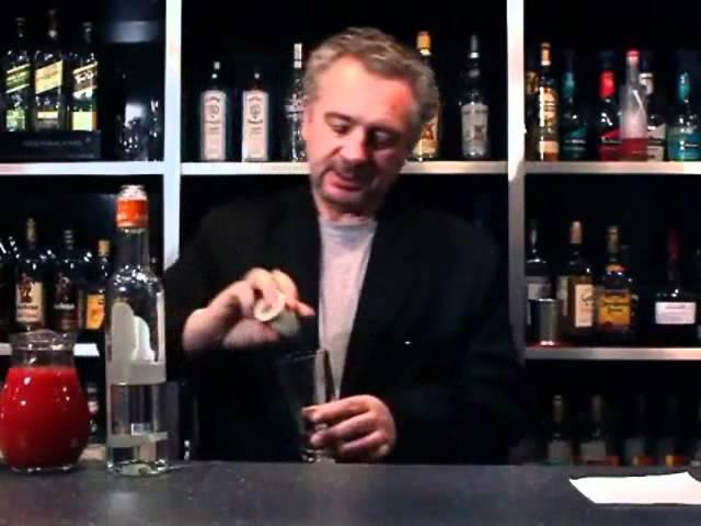 коктейль КРОВАВАЯ МЕРИ (Bloody Mery)