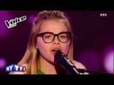 The Voice Kids France 2016 Agathe Lean On (Major Lazer) Blind Audition
