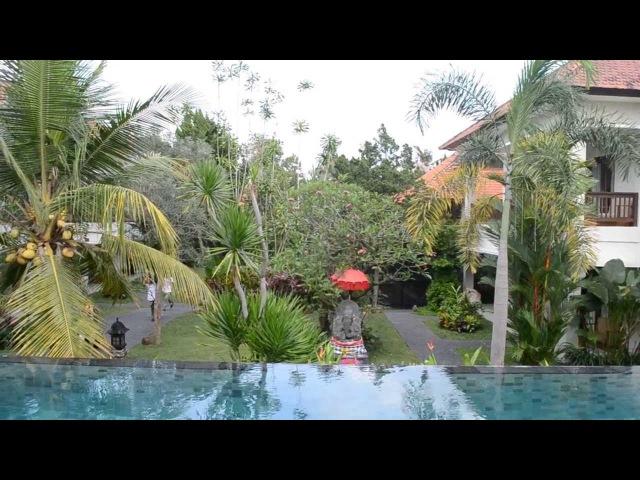 Pertiwi-Resort-&-Spa 4*, Ubud. Bali.