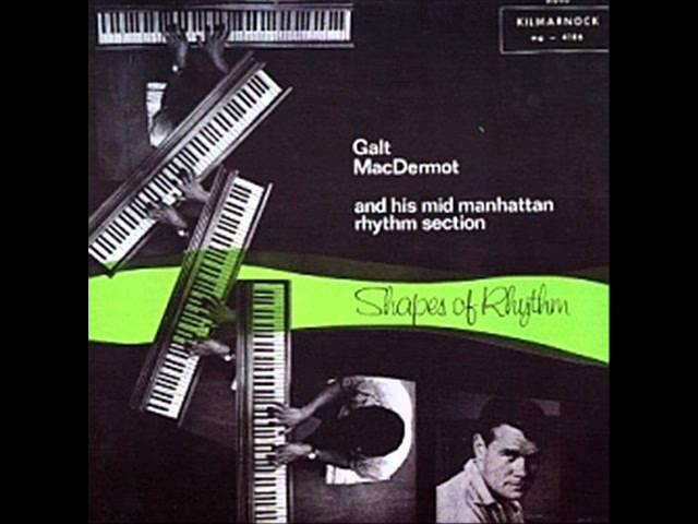 Galt MacDermot - Coffee Cold