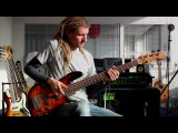 Funk Rock Slap Bass with Envelope Filter
