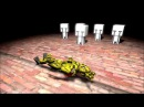 The Birth of Springtrap (Please don't watch this shit, my other work is WAY better)