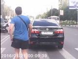 Пьяный водитель устроил ДТП на улице Лежневской в Иванове