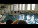 Дельфинарий в Казани - вторая часть выступления