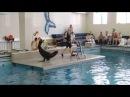 Дельфинарий в Казани - первая часть выступления