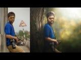 Photoshop Tutorial  Photo Manipulation Change Background &amp Blending TJ