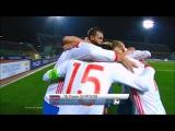 Футбол Товарищеский матч  Россия   Португалия 1 0 89' Роман Широков