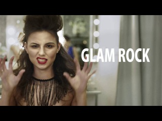 Make Up - Glam Rock, Pin Up, Nude and Gothic style