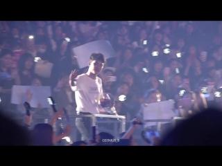 [FANCAM] 160320 #exo #do #kyungsoo @ D.O - Promise. 꽃을 든 도경수