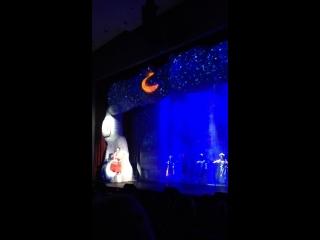 Ночь перед Рождеством в театре