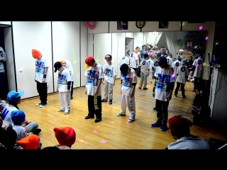 Группа по Брейк Дансу (Niko Dance School)
