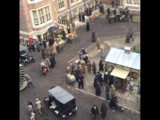 Видео со съемок фильма «Чудо-женщина» (2)