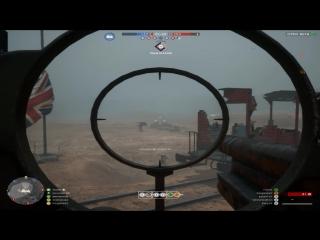 Battlefield 1...Ад на колёсах...