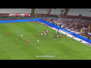 Сербия 2:2 Ирландия | Чемпионат Мира 2018 | Отборочный турнир | Обзор матча