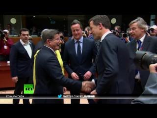 ЕС_ События в Турции могут повлиять на отношения Евросоюза с Анкарой