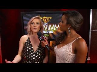 Eden talks Slammy Fashion with Nikki Bella and more - Edens Style