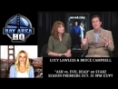 Hilarious Ash vs Evil Dead Interview with Bruce Campbell Lucy Lawless