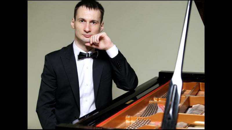 Liszt. Etude gis-moll La Campanella (Rinat Zileev)