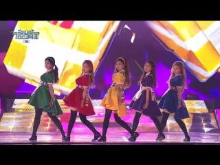151230 Red Velvet - Dumb Dumb Gayo Daechukje 1080p KHJ1