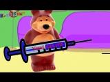 Свинка Пеппа Мультфильм Доктор Лечит Пеппе зубы. Peppa Pig Doctor Treats Teeth (2)
