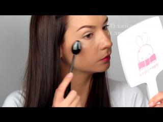 Как пользоваться кистью щеткой для макияжа