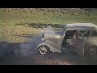 Бонни и Клайд   Bonnie and Clyde (1967) Расстрел Автомобиля   Смерть Бонни и Клайд   Концовка