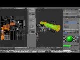 PBR материалы с Blender и Quixel