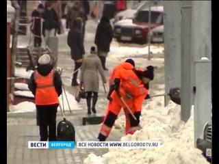ГТРК Белгород - В регион пришла оттепель