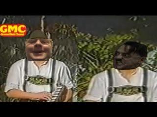 """Angry German Kid and Adolf Hitler singing """"Die Woodys- Fichtl's Lied"""" AGKMV"""