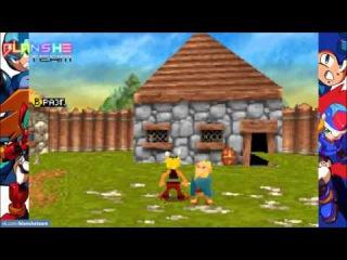 GBA Asterix and Obelix XXL часть 1