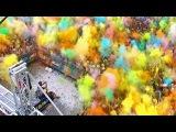 XS Power Drink The Color Run Italia 2015 Highlight Clip