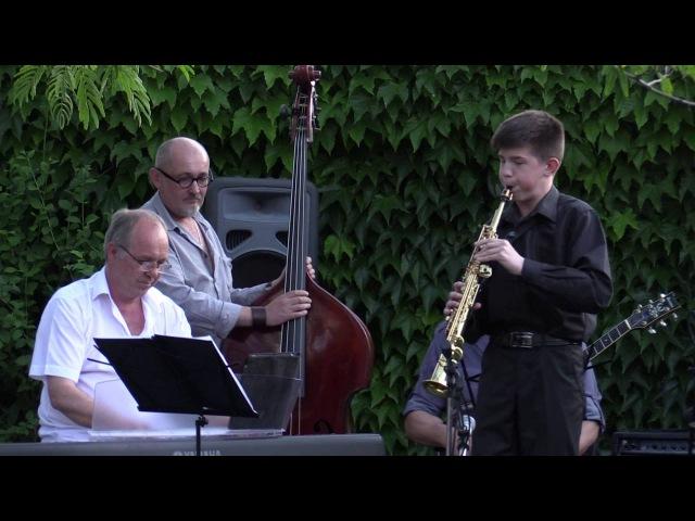 Иван Грищенко (Севастополь, GREEN JAZZ FEST, Зелёная Пирамида, 06.06.2016)