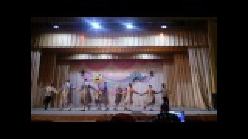 Хореографический коллектив Крымуша Русский народный танец плетень