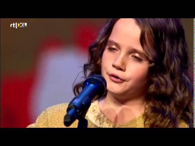 Amira Willighagen - Ópera - Holandas Got Talent - Legendado em Português BR