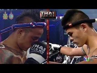 Thai Fight, ปฐมศึก เดอะวูล์ฟยิม (Thailand) VS Liang Yuanhao (China) วันเสาร์ที่ 2