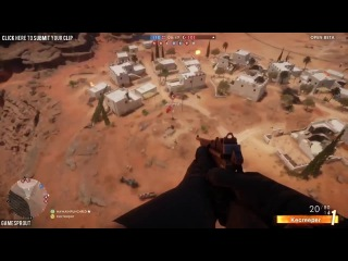 Battlefield 1 Beta - Random Moments #2 (Tank RKO, Hilarious Glitches)