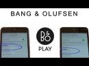 Скрытая функция Beoplay. Как изменить название портативной акустики и bluetooth наушников.