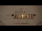 Слово Аллах в Библии. Лингвистический анализ шейха Юсуфа Эстеса