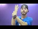 Простая hip hop связка 1  Как научиться танцевать Хип Хоп   Урок 1