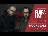 Moonbeam tech house Live @ FLORA LIVE 16 @ Pioneer DJ TV Novosibirsk