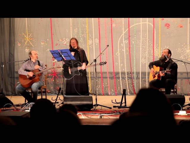 Концерт Иеродиакона Рафаила (Романова) и группы «СЫНОВЬЯ РОССИИ» в Кромах