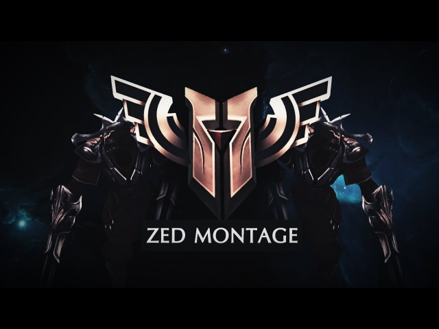 Masters of Zed - League of Legends Montage
