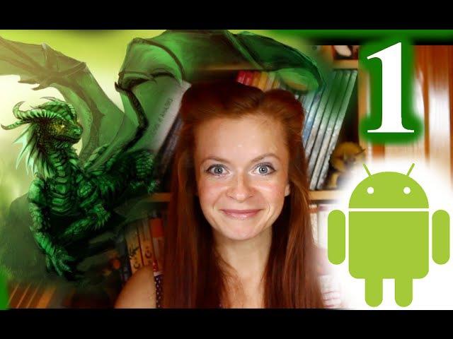 Пишем игру под Android Часть 1 Android Studio установка первый проект секретное меню