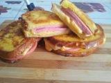 Горячие бутерброды за 5 минут - Быстрый завтрак