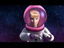 Барби Мультик 69 серия БАРБИ-АСТРОНАВТ Жизнь в Доме Мечты BARBIE® HD качество