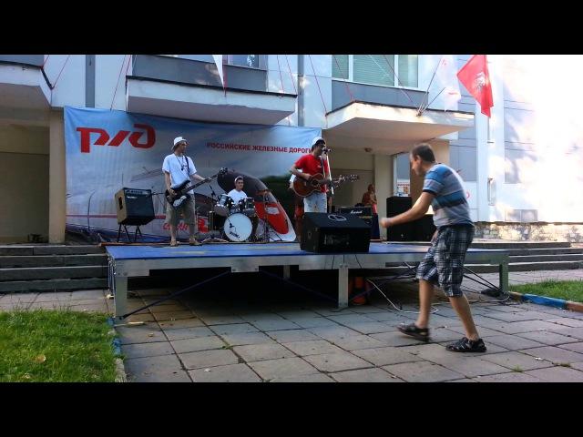 В День железнодорожника в Ховринском Доме культуры звучат песни с глубоким смыс