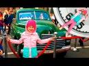 Дети и Родители: Ксюша Потоцкая. День города Москва! Фестиваль «Московское кино». Видео для детей.