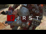 Gears of War 4 Reclaimed Multiplayer Map Gameplay 1080p 60fps – IGN First