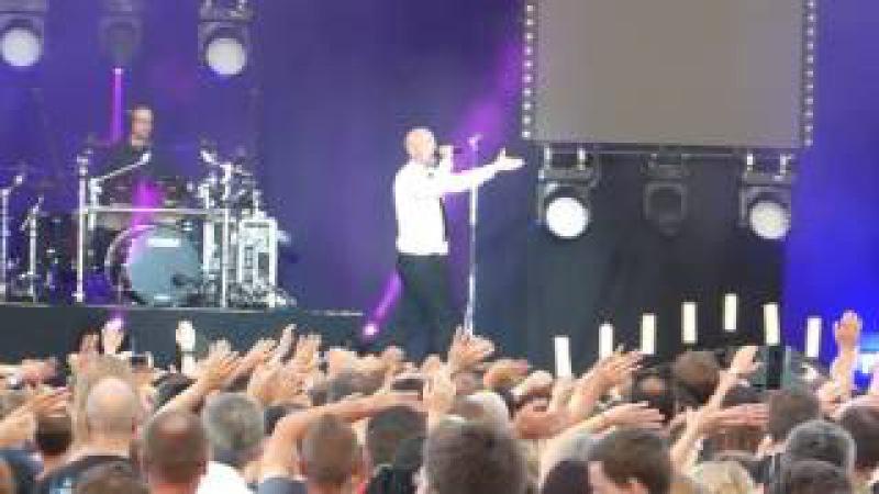 Unheilig - NEUES LIED Mein Leben ist die Freiheit live Abschiedstour Aspach 24 7 2016