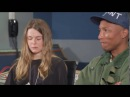 Masterclass Pharrell Williams Maggie Rogers